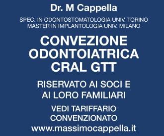 Convenzione Cral GTT