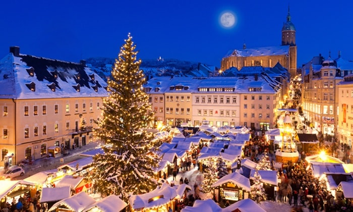 Trieste Natale Immagini.Mercatini Di Natale A Zagabria